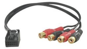 Bilde av TCP 11144911, Linjeutgangs-adapter til MFD2 spiller.