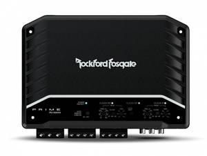 Bilde av Rockford Fosgate R2500X4, 4 kanals Prime forsterker på 4x155 W
