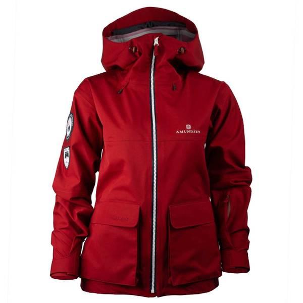 Bilde av Amundsen Peak Jacket Ruby Red