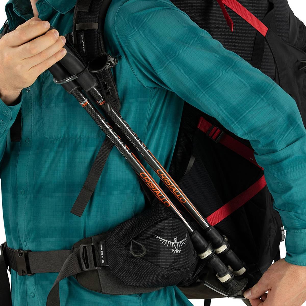 Osprey Aether Plus 70 Black