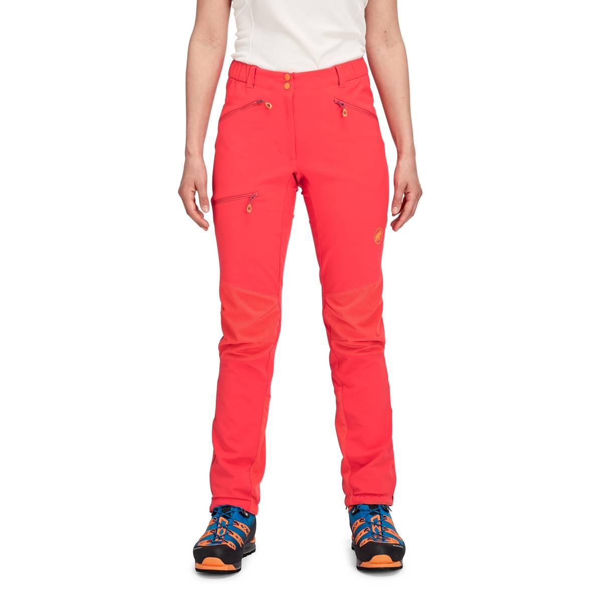 Eisfeld Advanced Softshell Pants for Women Sunset
