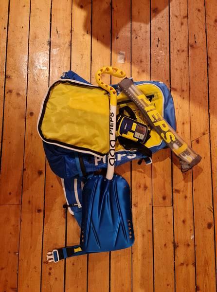 Bilde av Pieps Backpack (Avalanche