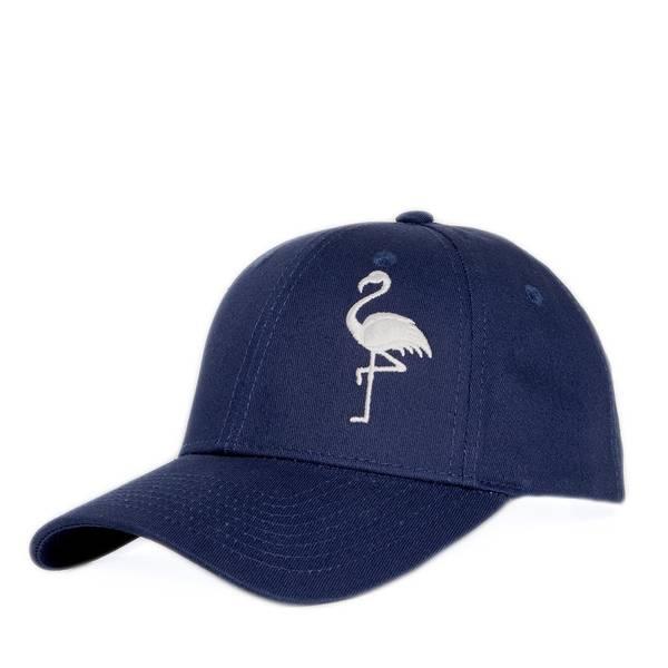 Bilde av Baseball Caps - Flamingo - Marineblå