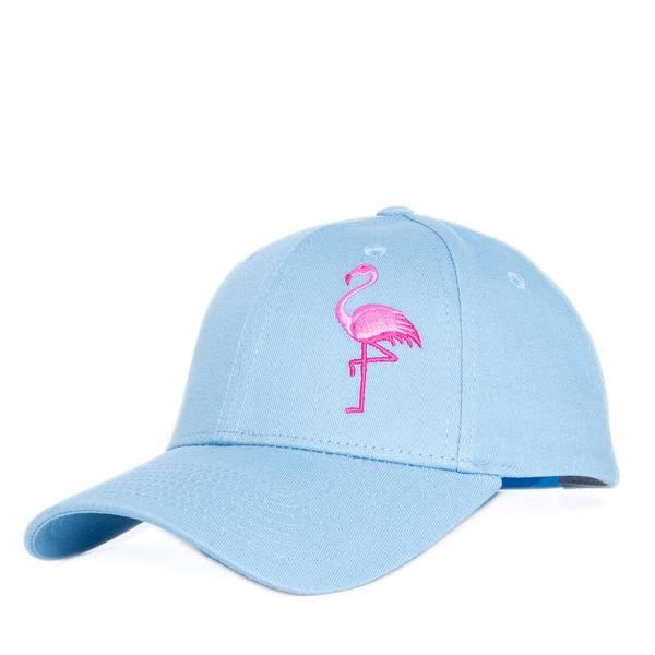 Bilde av Baseball Caps - Flamingo - LyseBlå