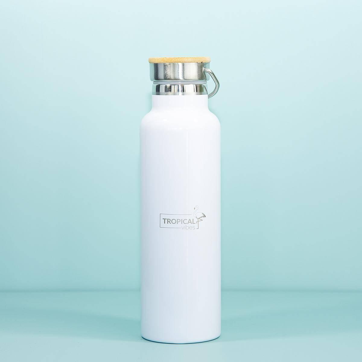 Drikkeflaske Tropical 600 ml - Rustfritt Stål