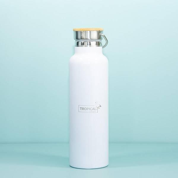 Bilde av Drikkeflaske Tropical 600 ml - Rustfritt Stål