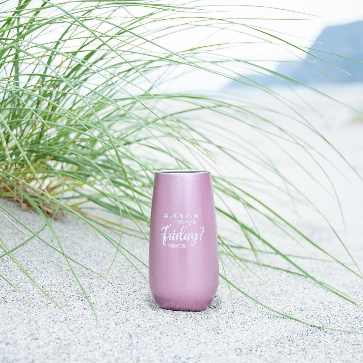 Tropical ChampagneSett - Sparkling Pink - Rhymes on Friday
