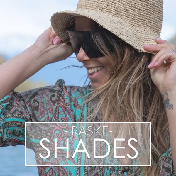 Raske Shades fra Tropical Vibes - Nytt norsk merke fra Hemsedal!