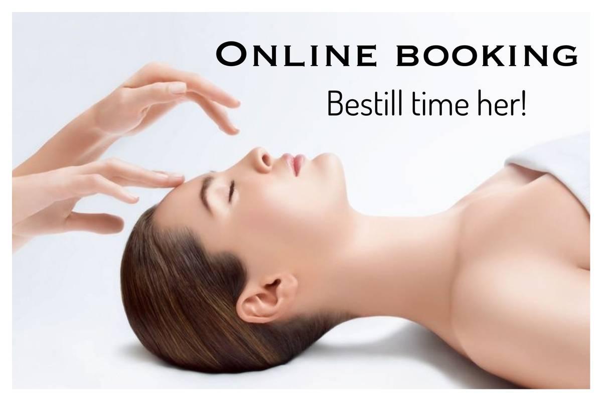 online-booking timebestilling-trudehudpleie