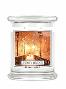 Bilde av Snowy Bridge - Medium Jar