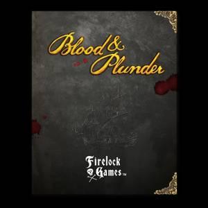 Bilde av Blood & Plunder Rulebook