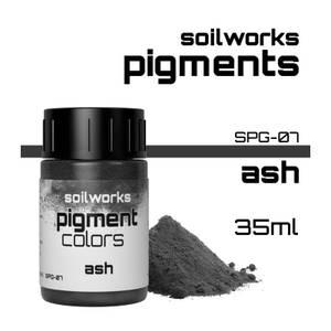 Bilde av Soilworks Ash Pigment 35ml