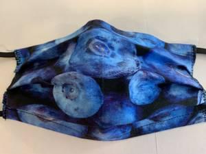 Bilde av Munnbind blåbær
