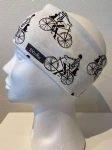 Bilde av Sykkeltur i hvit bakgrunn
