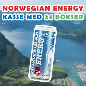 Bilde av JORDBÆR MED SUPERENERGI!    (ink. pant)