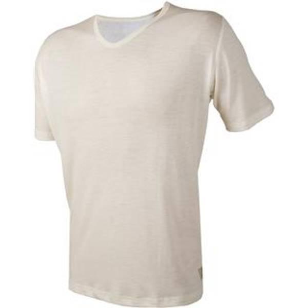 T-skjorte herre basic ull
