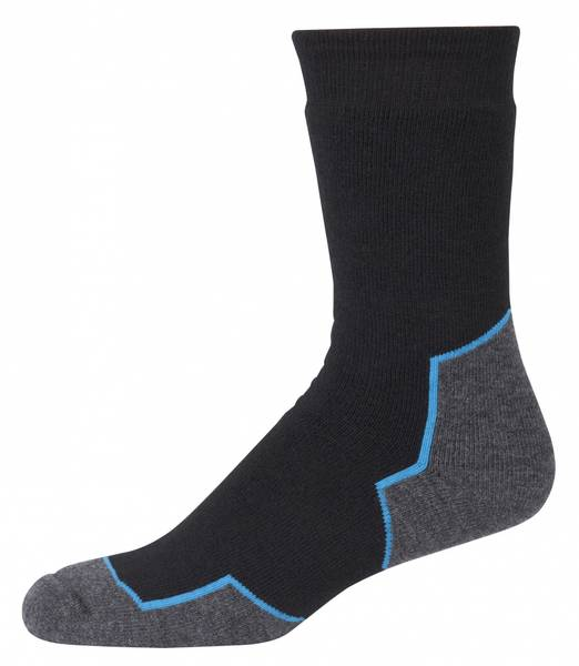 Teknisk sokk  med tykk såle