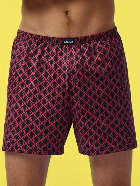 Bilde av Calida Jubileum Boxer Shorts, Str S-XXL, Red