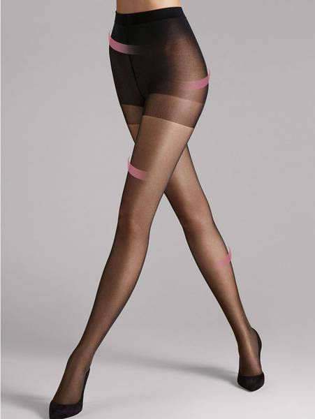 Bilde av Wolford Miss W 30 Leg Support Tights, Str S-XXL