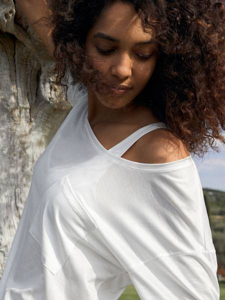 Bilde av Calida 100% Nature Shirts SS,  Str 36-46