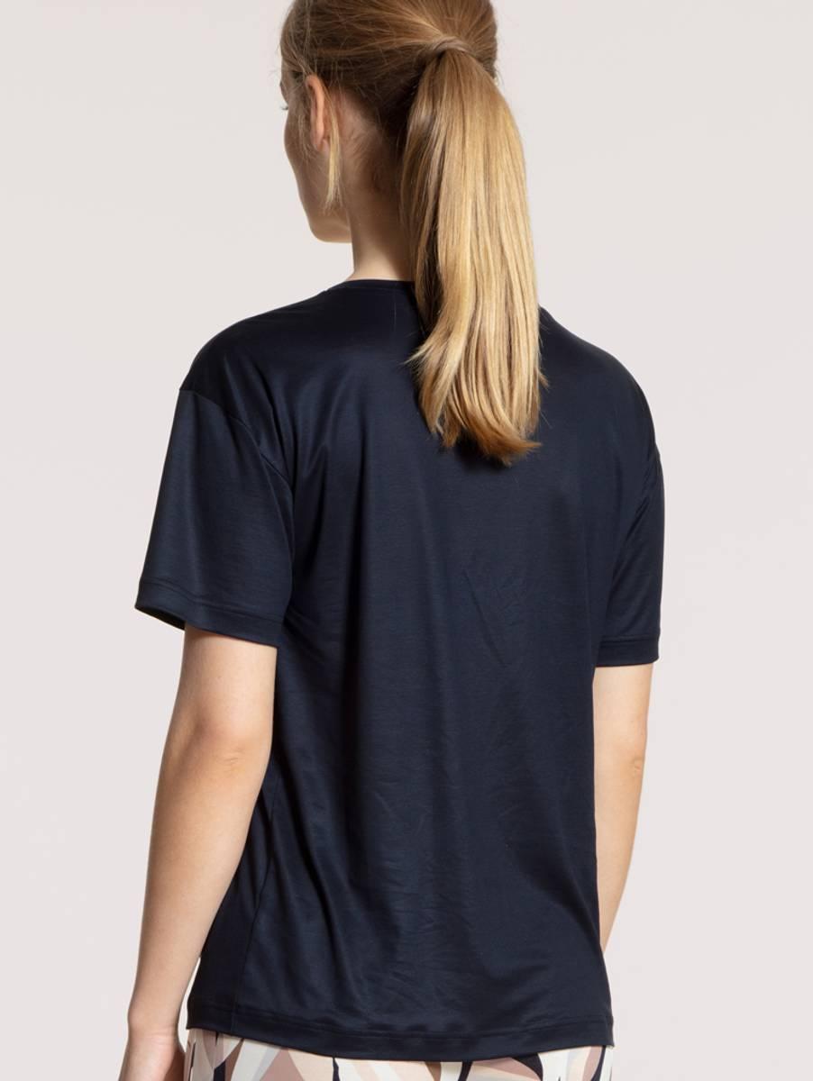 Calida 100% Nature Shirt, Str 36/38 og 44/46 igjen, Dark Blue