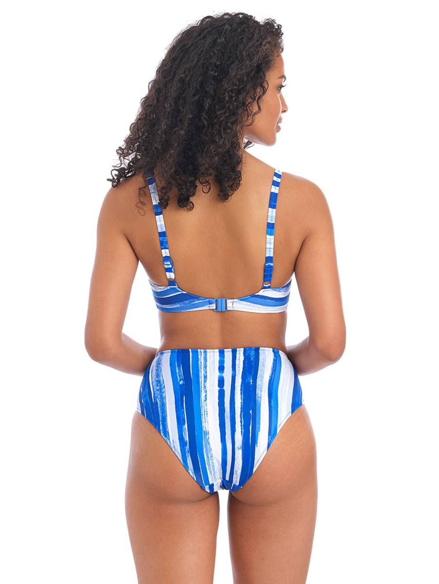 Freya Bali Bay Bikini Full Brief, Str  S og XXL igjen, Blue