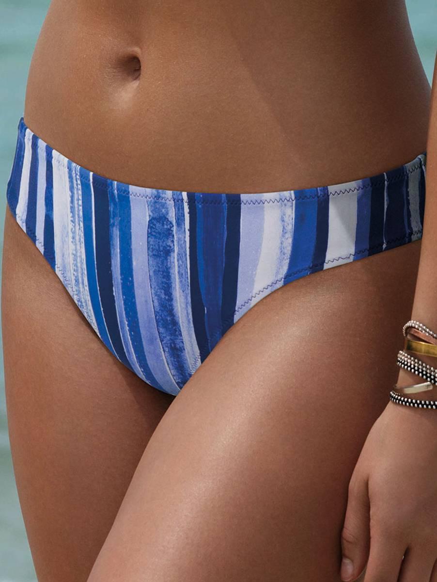 Freya Bali Bay Bikini Brief, Str S-XL, Blue