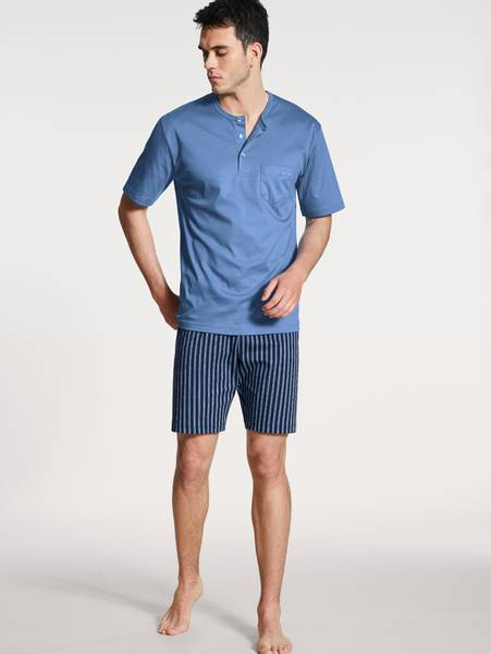 Bilde av Calida Premium Cotton Short Pyjama, Str S-XXL