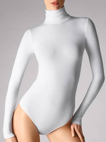 Bilde av Wolford Colorado String Body, Str XS-L, White