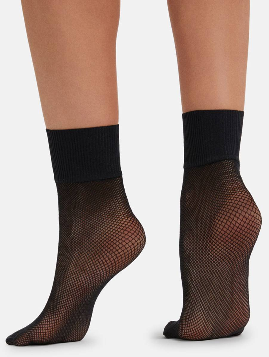 Wolford Roller Socks, One Size