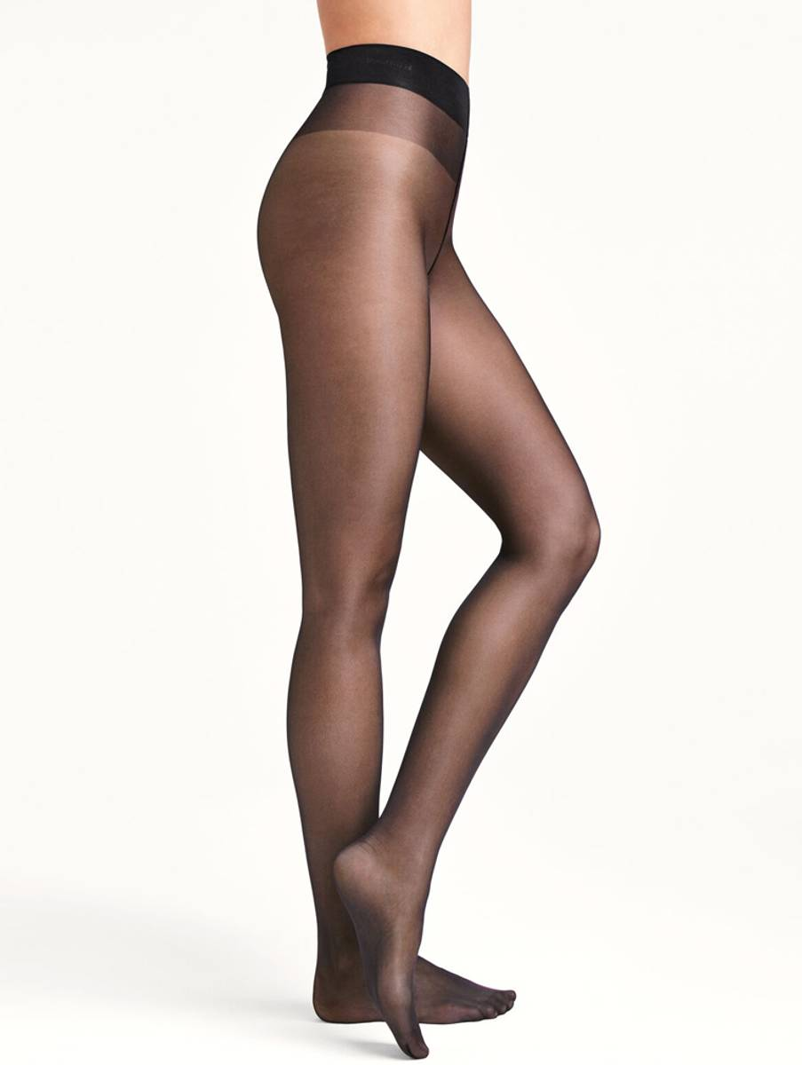 Wolford Satin Touch 20 Tights 3pk, Str S-XL