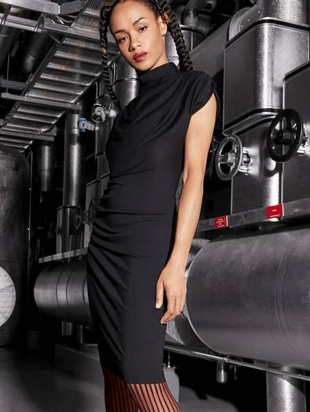 Bilde av Wolford Moat Bio Modal Dress, Str S-L