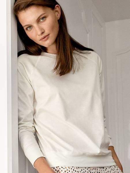 Bilde av Calida Supima Cotton Shirt, Str 36-50, White