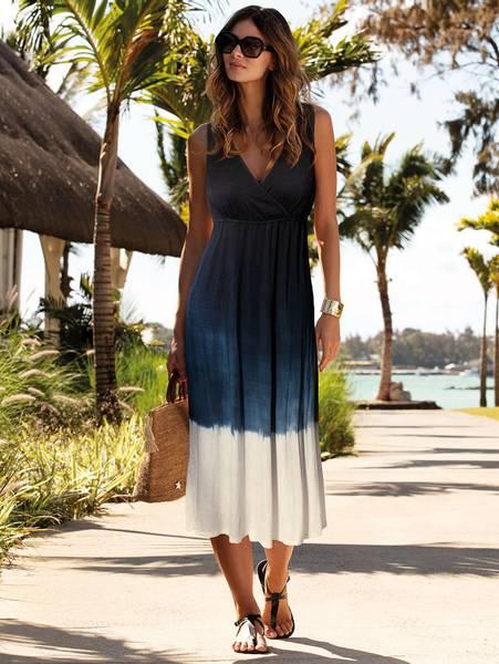 Bilde av Fantasie Aurora Maxi Dress, Str S-XL