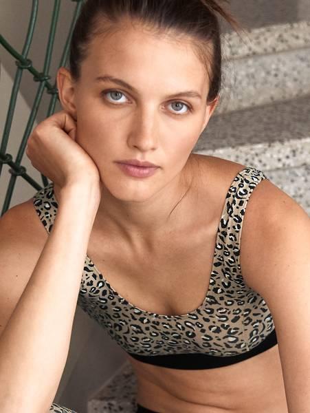 Bilde av Calida Elastic Soft Top, Str 36-50, Leo
