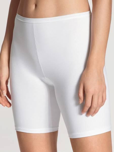 Bilde av Calida Comfort Cotton Pants, Str 40-54, White