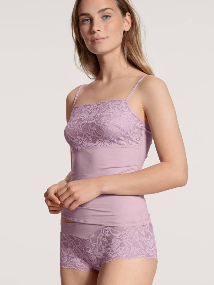 Calida Modal Deluxe Panty, Str 36-50, Lavender