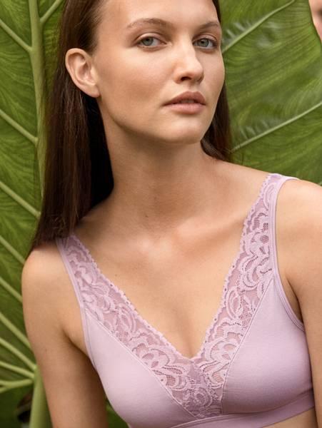 Bilde av Calida Modal Deluxe Soft BH, Str 36-46, Lavender