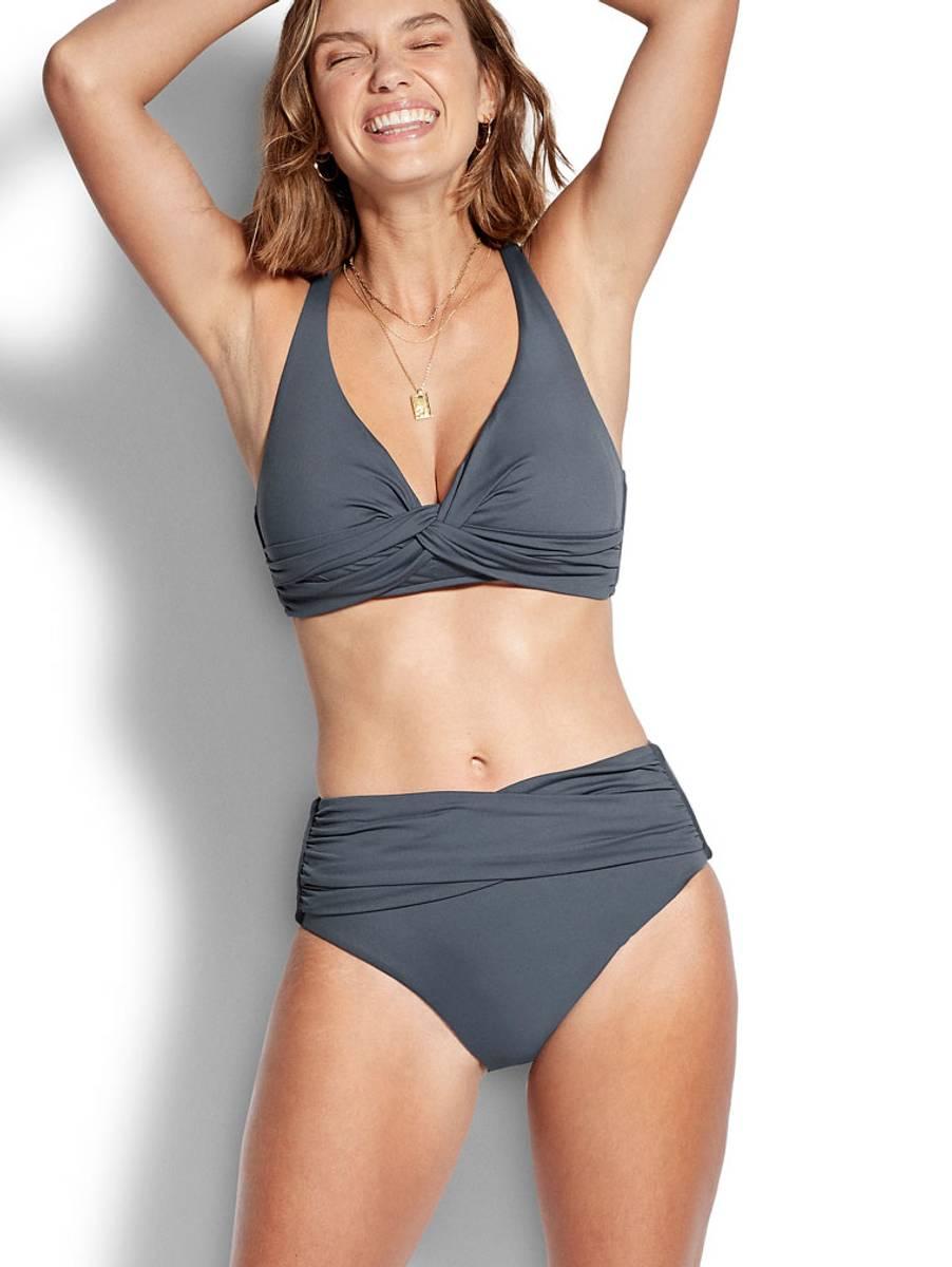 Seafolly  High Waist Bikini Brief, Str 36 igjen