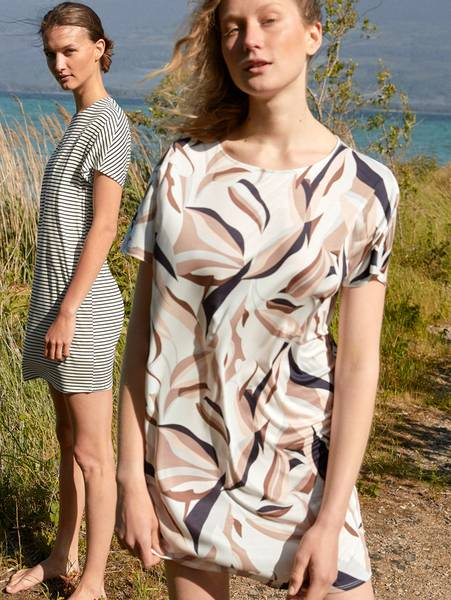 Bilde av Calida 100% Nature Sleepshirt, Str 36-50