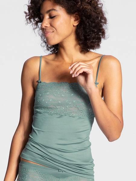 Bilde av Calida Sensual Secrets Top, Str 36-50, Green