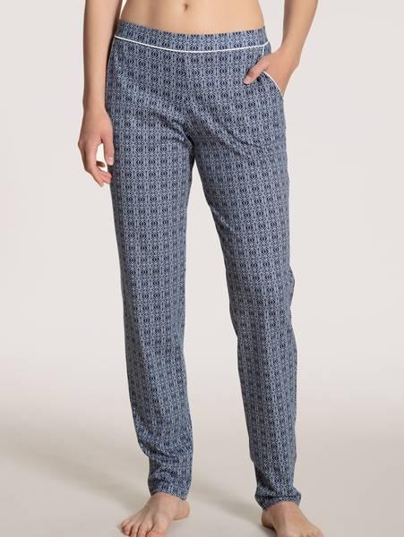 Bilde av Calida 100% Premium Cotton Pants, Str 36-50, Twilight