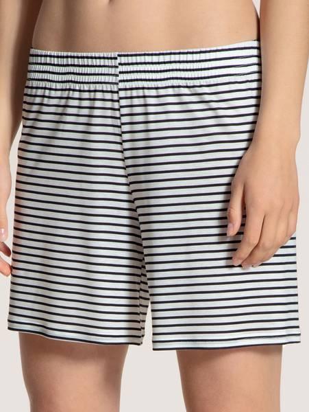 Bilde av Calida 100% Nature Shorts, Str 36-46, Stripes