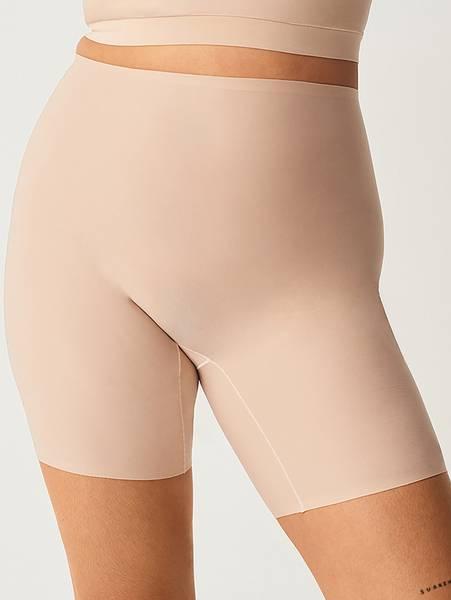 Bilde av Chantelle Soft Stretch High Waist Shorts, Str XS-XL, Nude