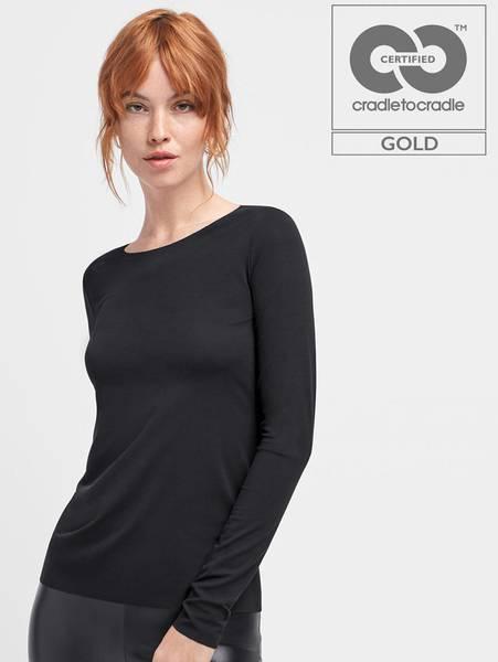 Bilde av Wolford Aurora Bio Modal Shirt Str S-L