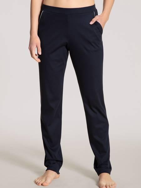 Bilde av Calida 100% Premium Cotton Pants, Str 36-50, Dark Blue