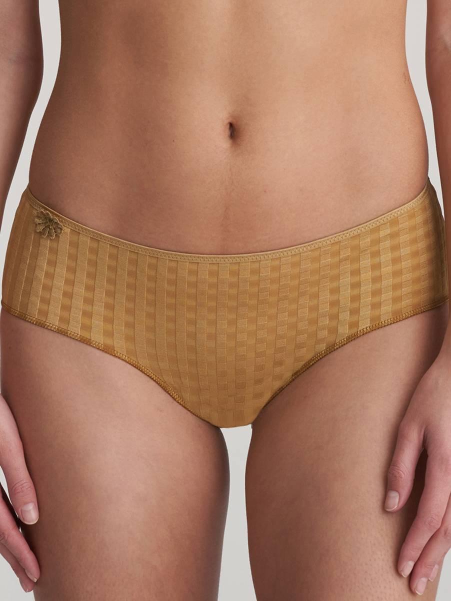 Marie Jo Avero Shorts, Str 44 igjen, Gold