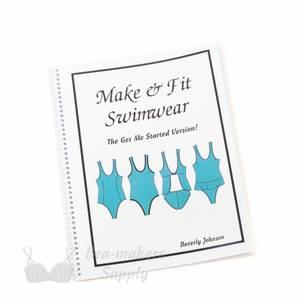 Bilde av Make & Fit your own Swimwear book | Sy og tilpass