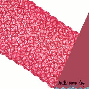 Bilde av Blonde 17 cm   dyp rosa