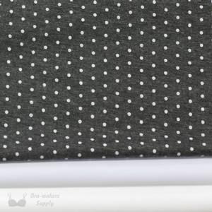 Bilde av Bambussett til foam cup bh | Grå med hvite
